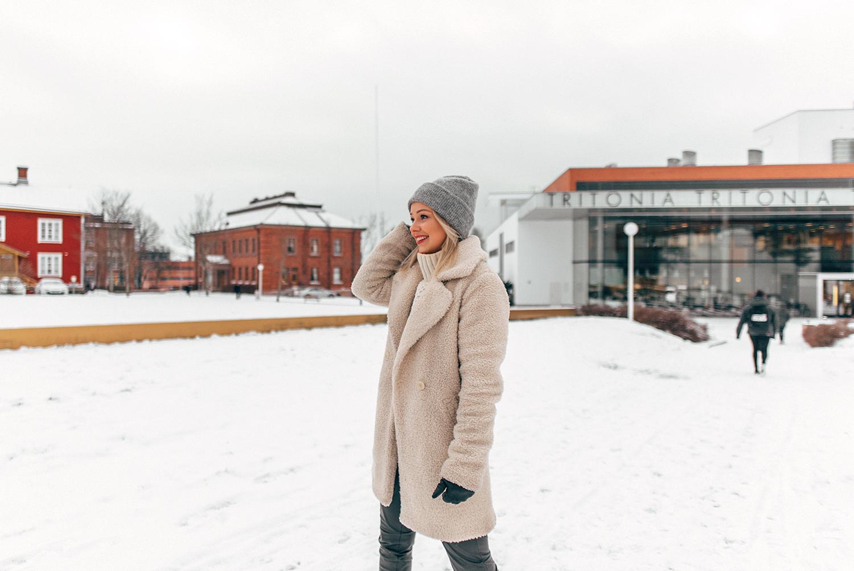 Kauppatieteiden opiskelu Vaasassa - yksi parhaista päätöksistäni