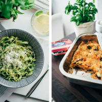 25 ideaa kasvisruokailuun