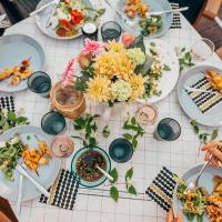 Kesäperinne ja grillijuhlat mökillä