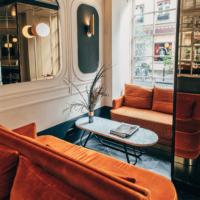 Hotellivinkki Pariisiin: Hotel Panache