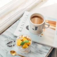 Aamiaisresepti: Chia-kookosvanukas