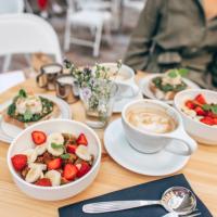 Kahvilavinkki ja täydellinen aamupala