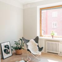 Kuvia uudesta kodista ja asiaa sisäilmasta